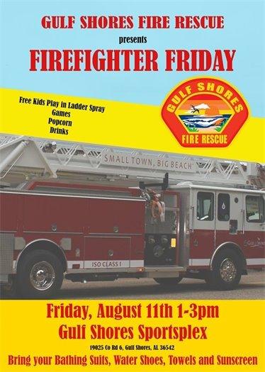 Gulf Shores Fire Rescue
