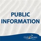 """Public Information"""