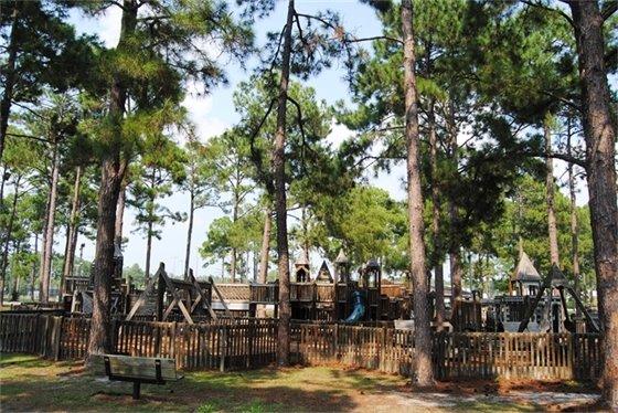 Sim's Park Playground