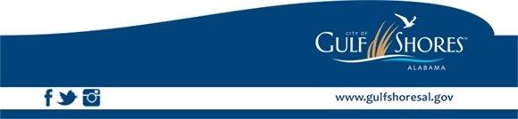 "City of Gulf Shores: Road Closure Notice - ""Public Information"" image"