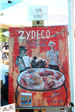 official zydeco poster painting