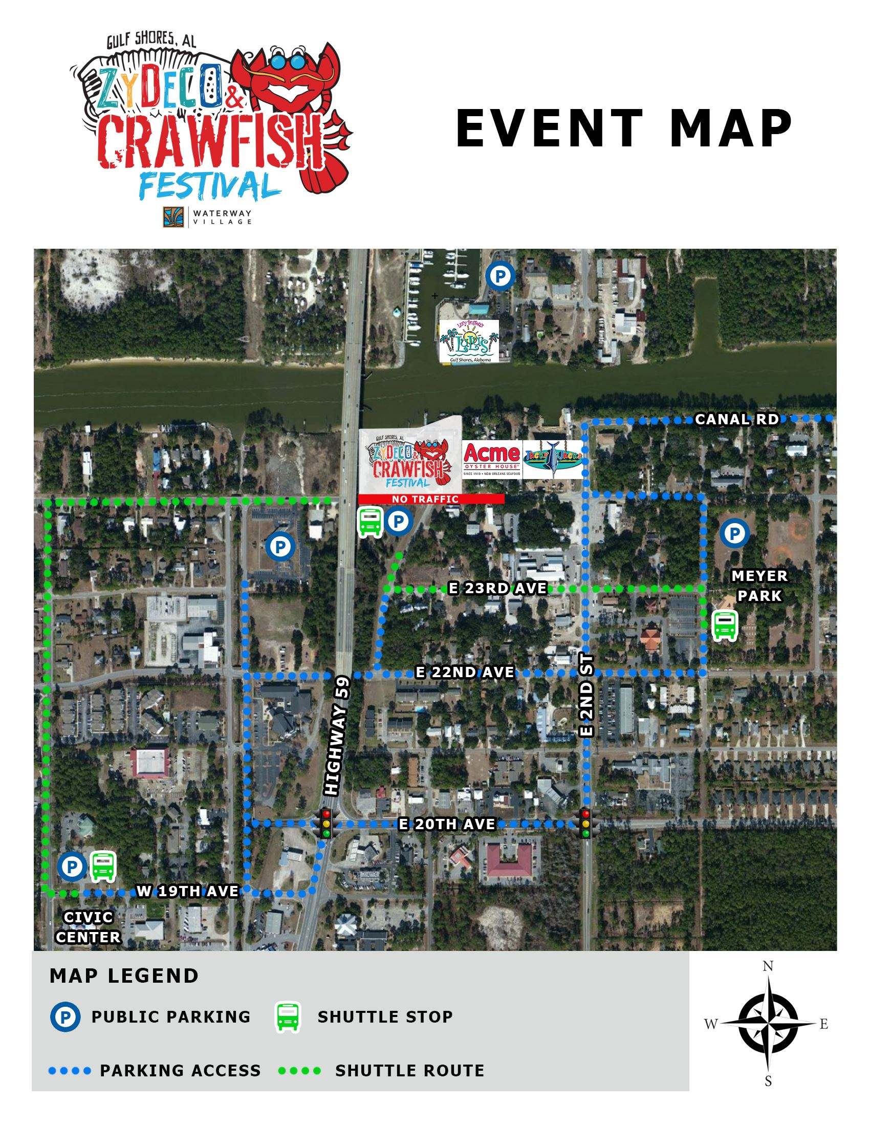 Event Map - 2017