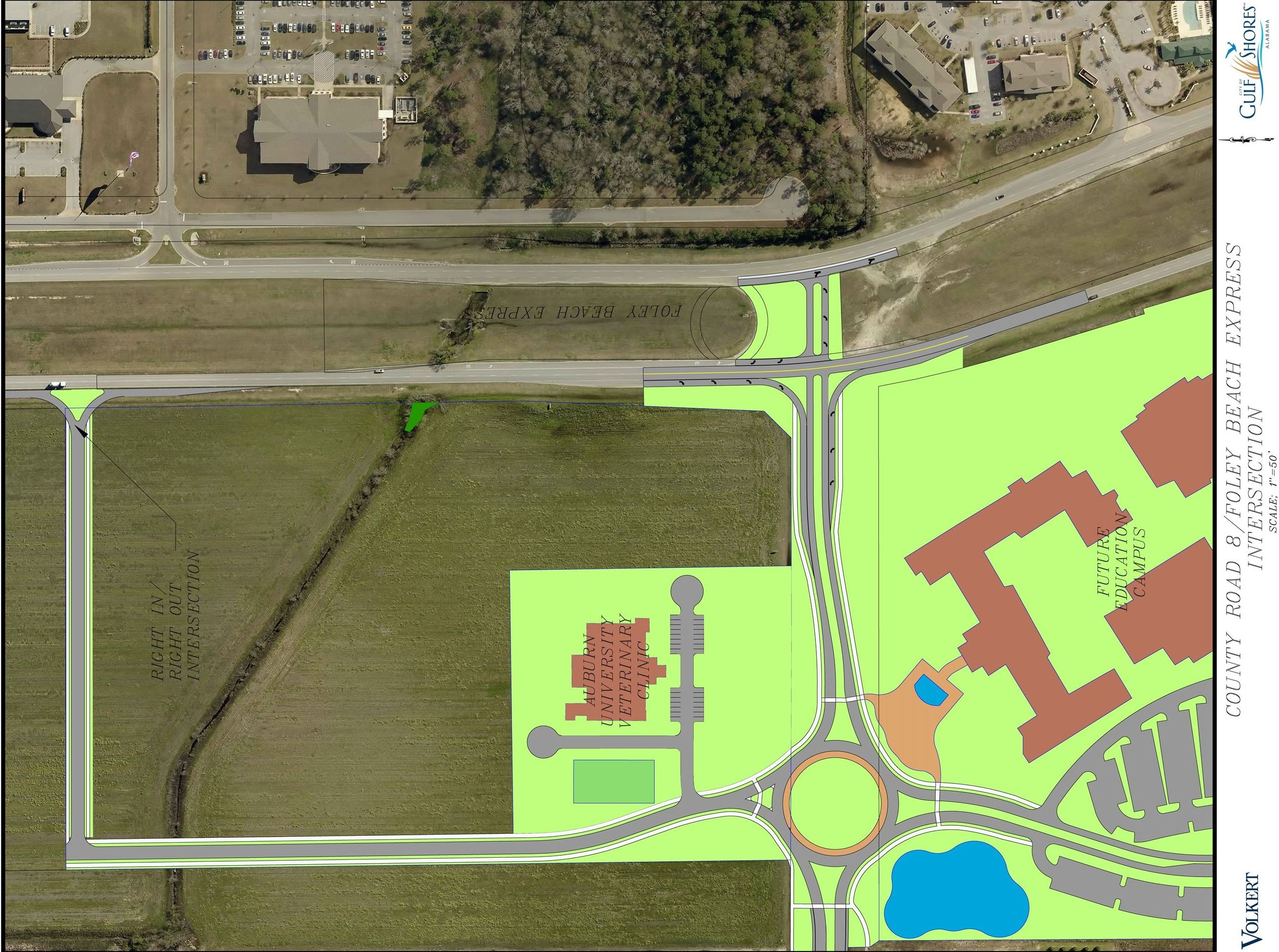 county road 8 fbe intersection enlargement