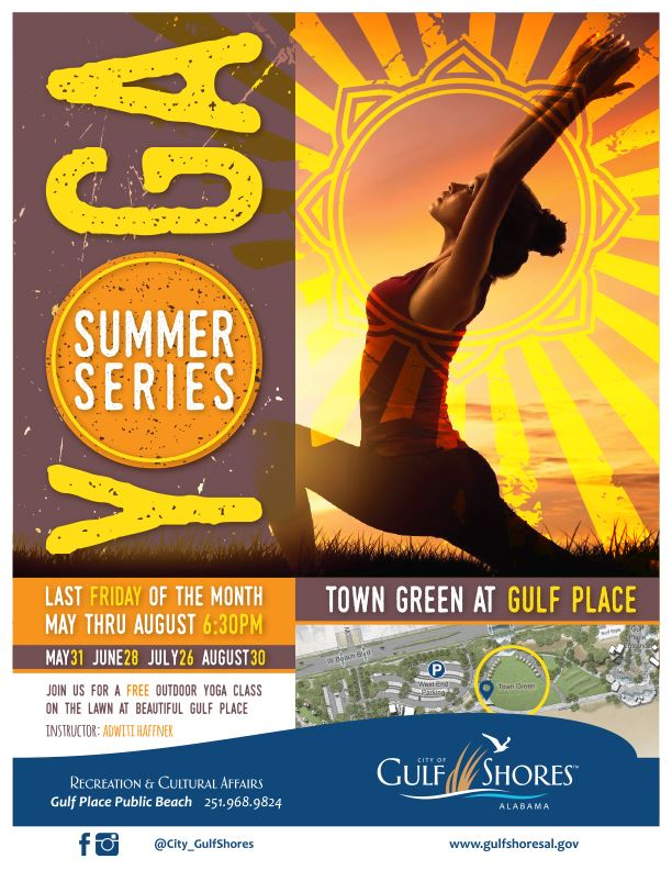 Yoga Summer Series