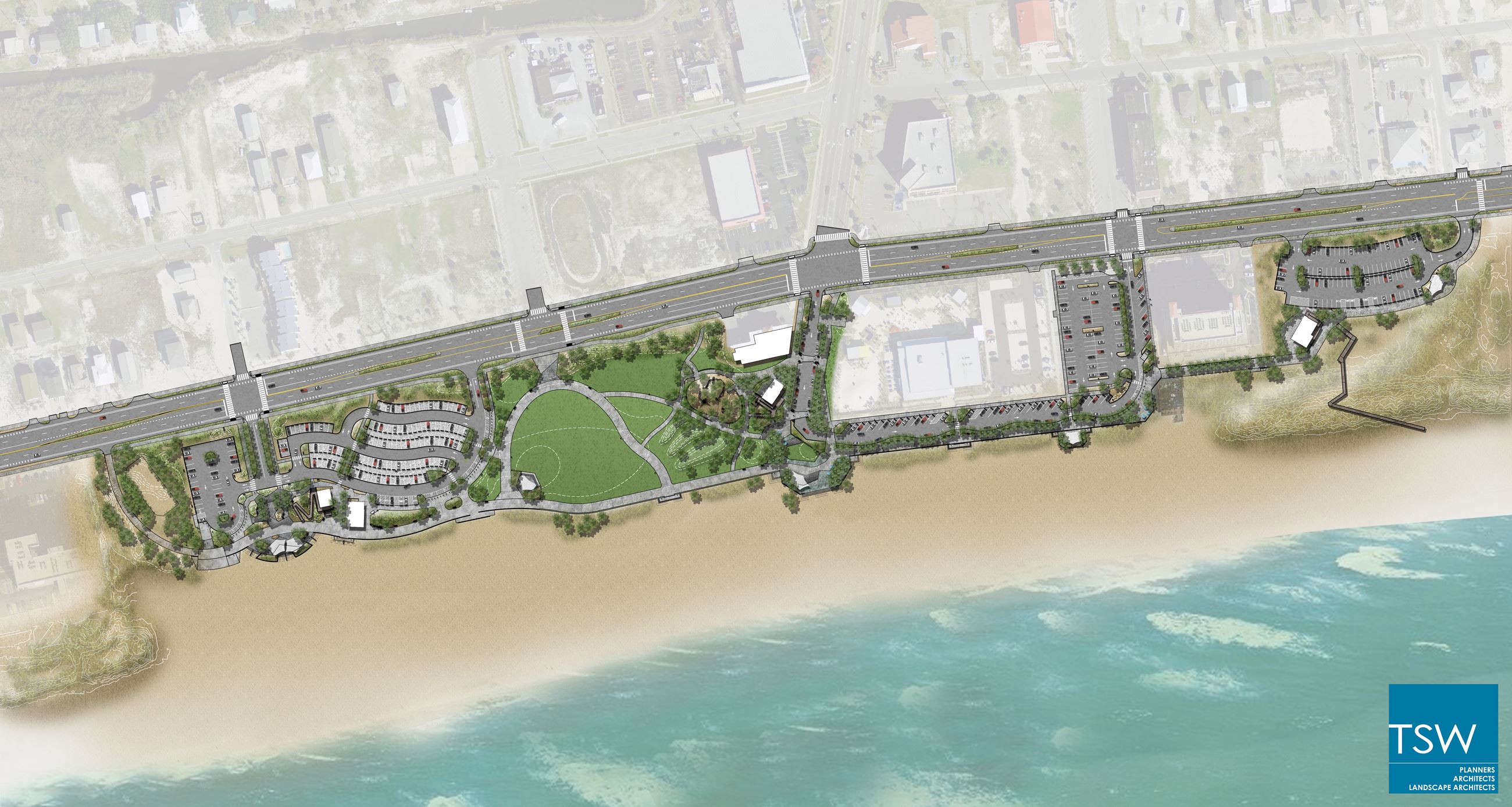 Gulf Place Rendering