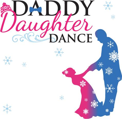 Daddy Daughter Dance Logo