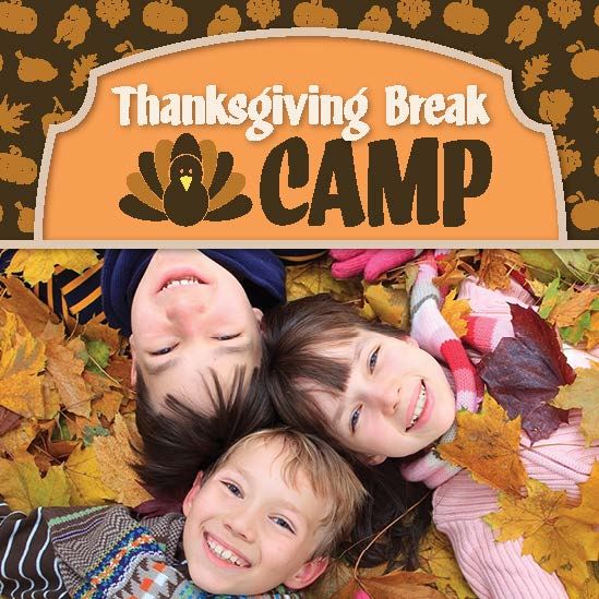 Thanksgiving Break Camp logo