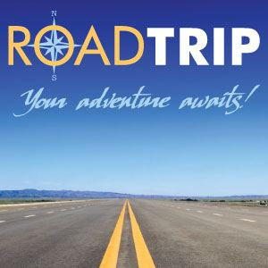 Road Trip Event Logo