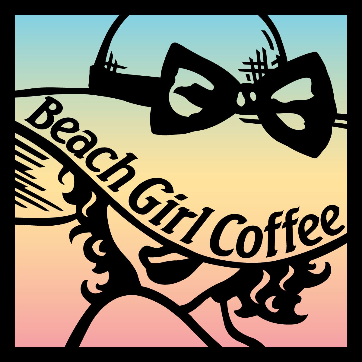 Beach Girl Coffee
