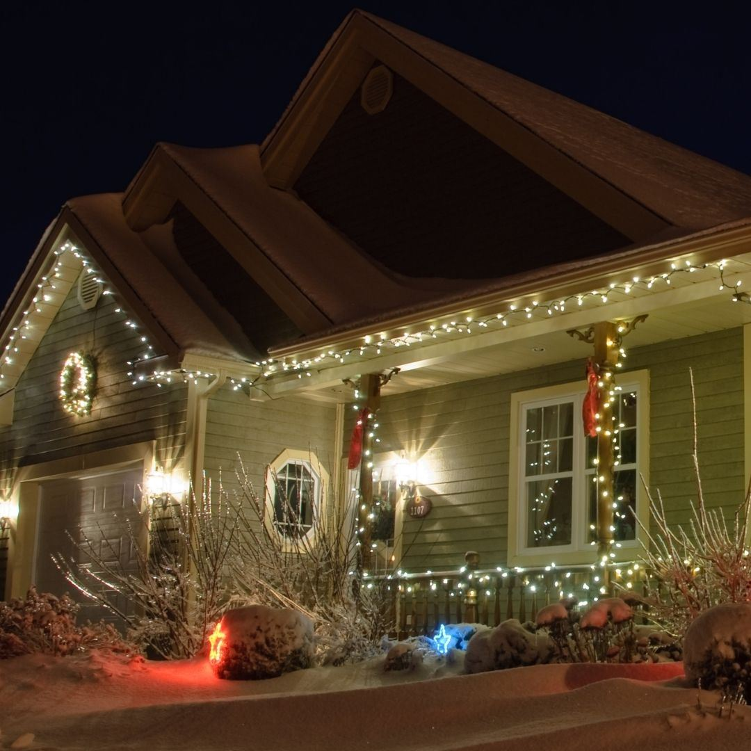 Virtual Christmas Light Contest