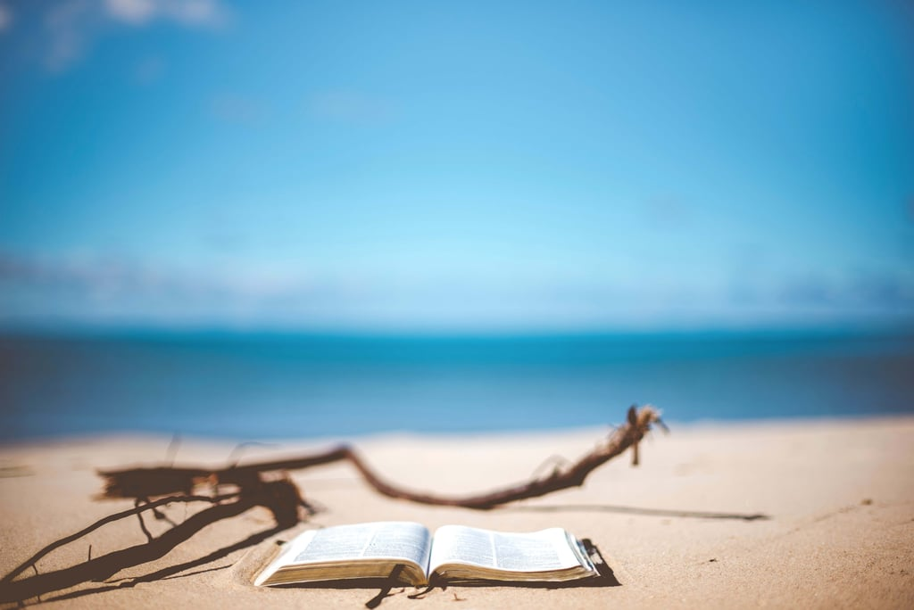 bookonBeach