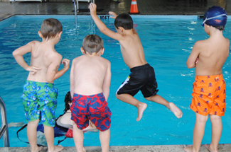 Bodenhamer Center Swim Lessons