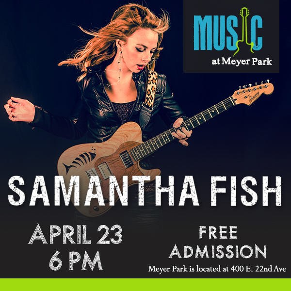 Samantha Fish, Gulf Shores