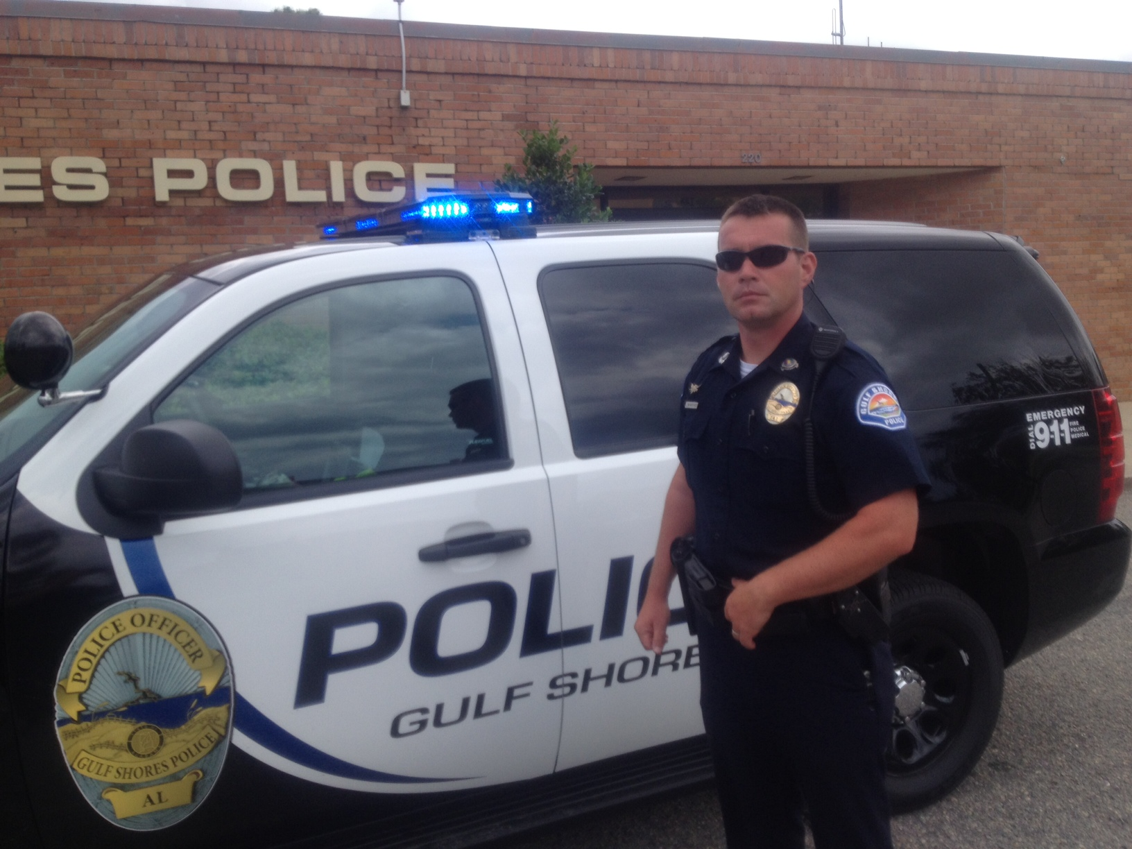 Gulf Shores Police Department